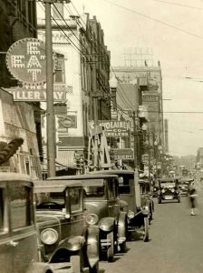 Superior and Lake 1920