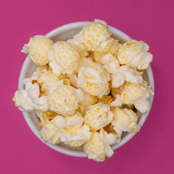 Creamy Dill Popcorn