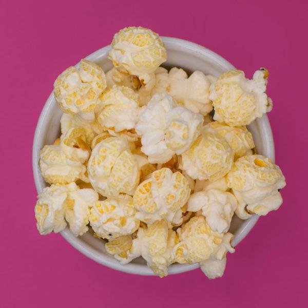 Whie Cheddar Popcorn
