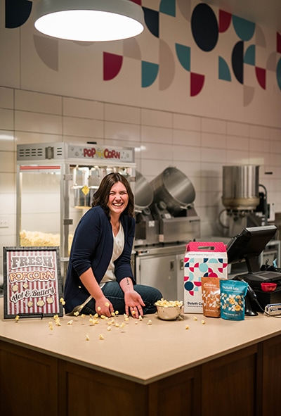 Meet Holly - Chocolatier at Duluth Candy Co.